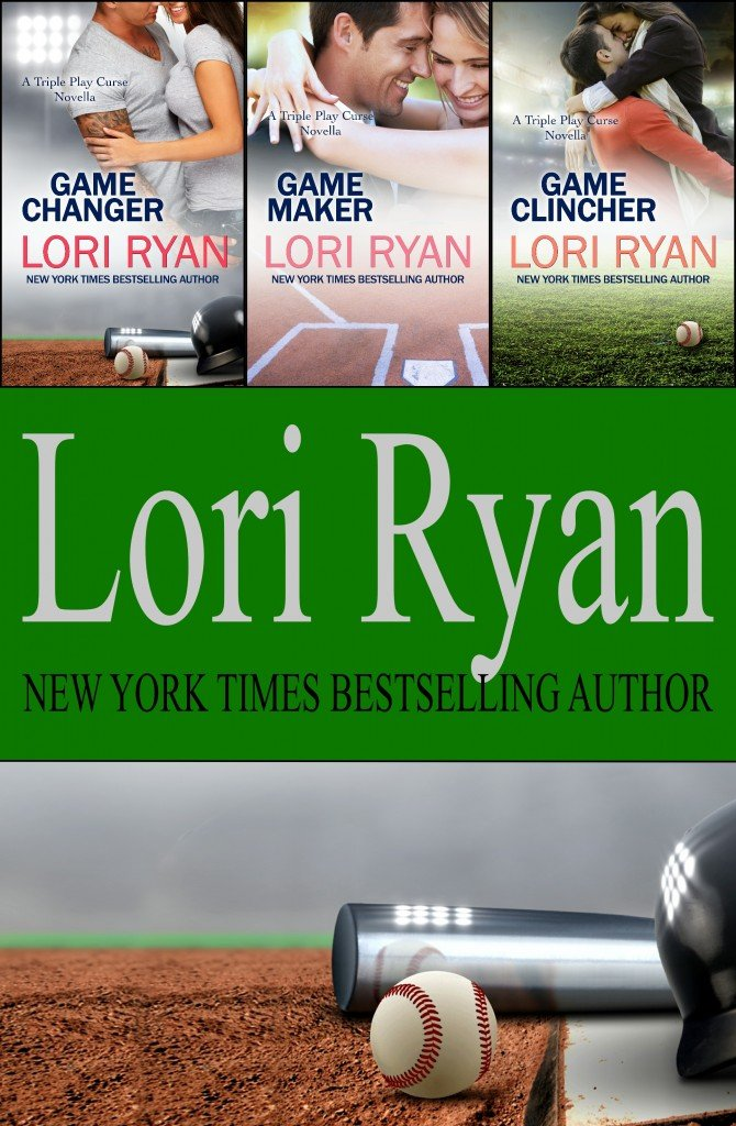 Book Cover: The Triple Play Curse Novellas Boxed Set