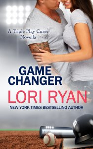 Book Cover: Game Changer: a Triple Play Curse Novella