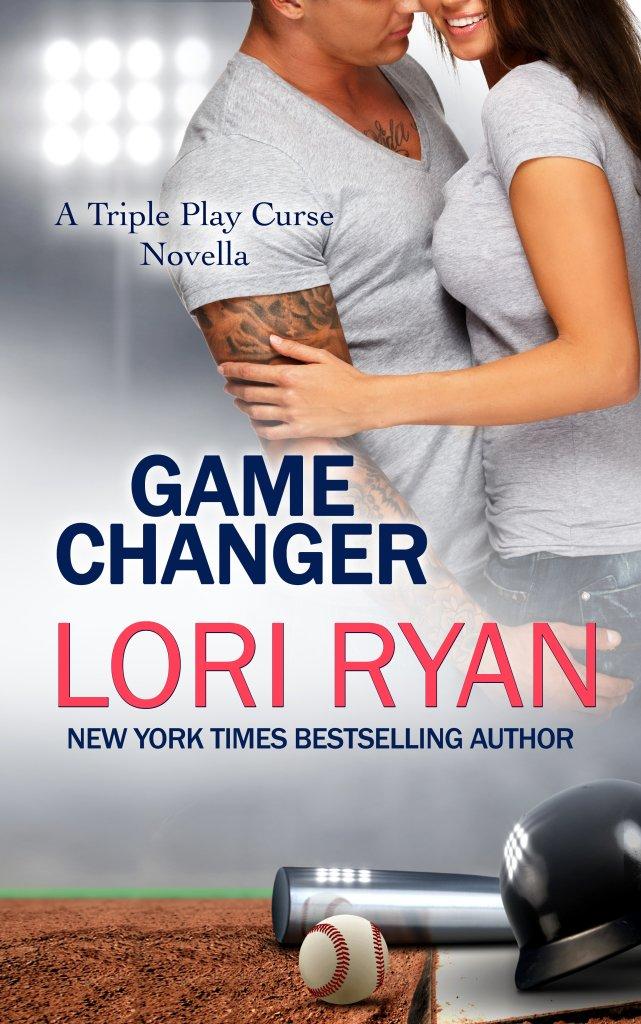 Book Cover: Game Changer: a Triple Play Curse Novella