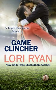 Book Cover: Game Clincher: a Triple Play Curse Novella