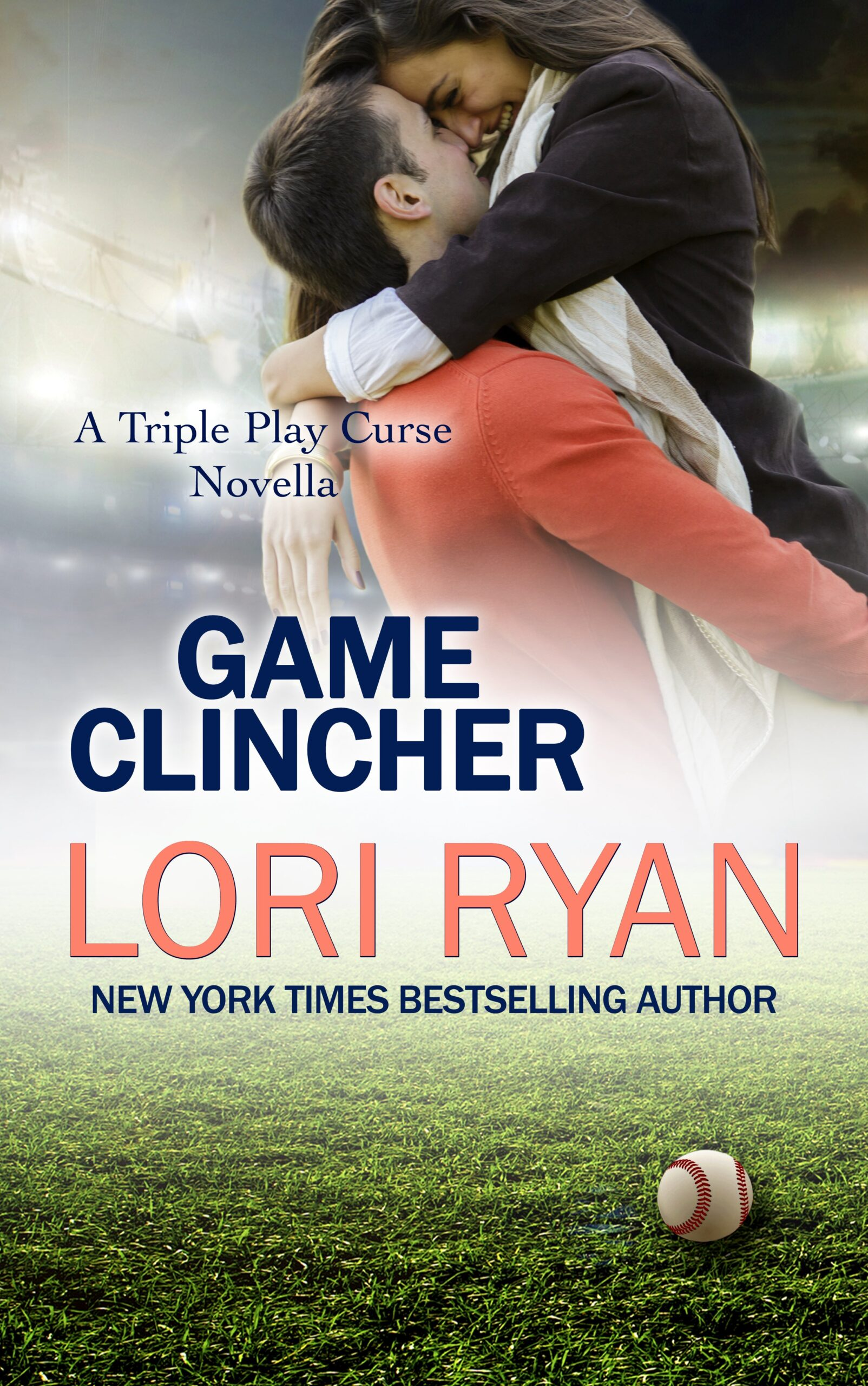 Book Cover: Game For Love: Game Clincher