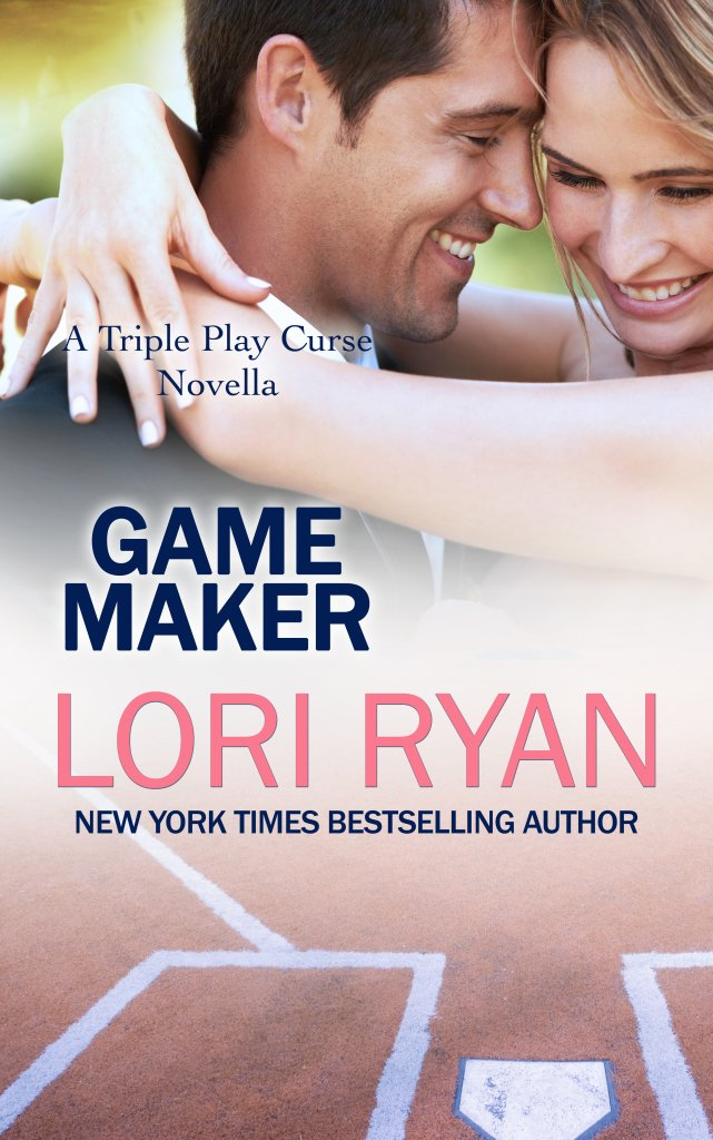 Book Cover: Game Maker: a Triple Play Curse Novella