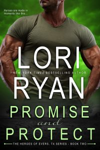 Book Cover: Promise and Protect