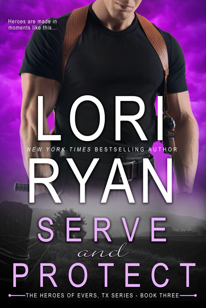 Serve and Protect by Lori Ryan
