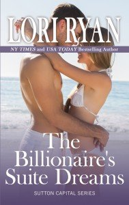 Book Cover: The Billionaire's Suite Dreams