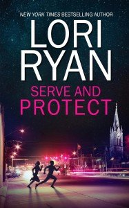 Book Cover: Serve and Protect