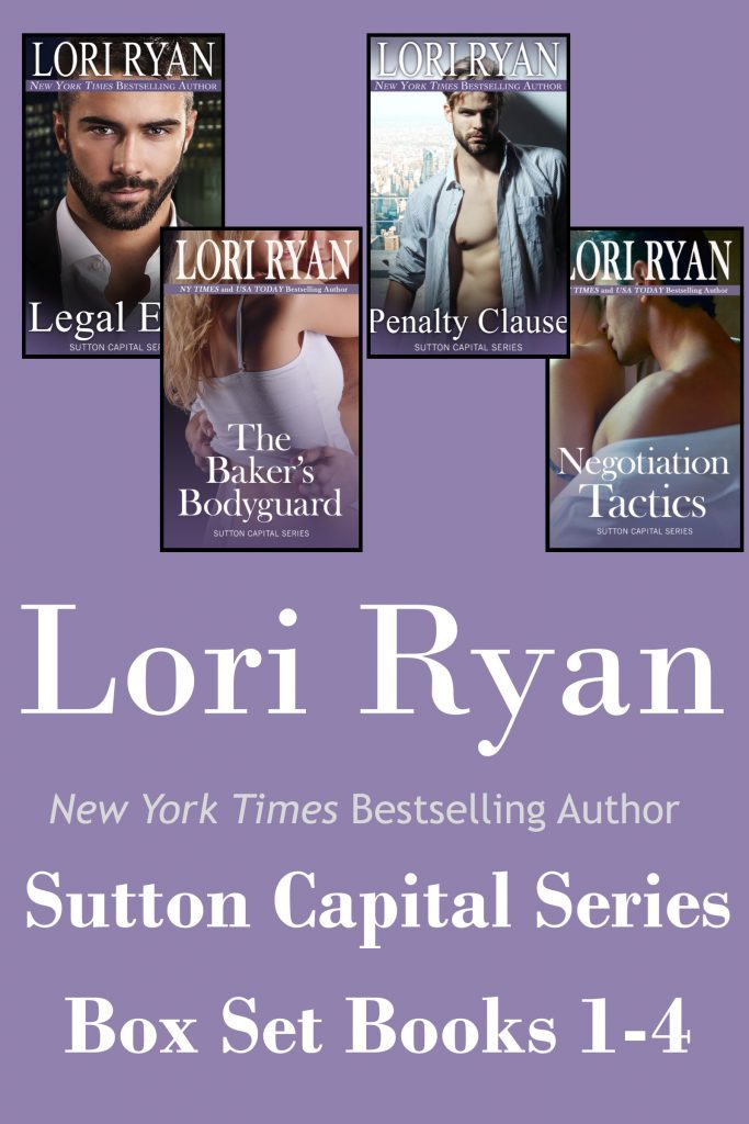 Book Cover: Sutton Capital Series Box Set: Books 1-4