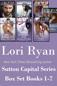 Book Cover: Sutton Capital Series Box Set: Books 1-7