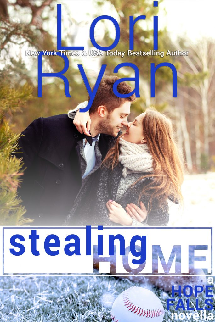 Book Cover: Stealing Home