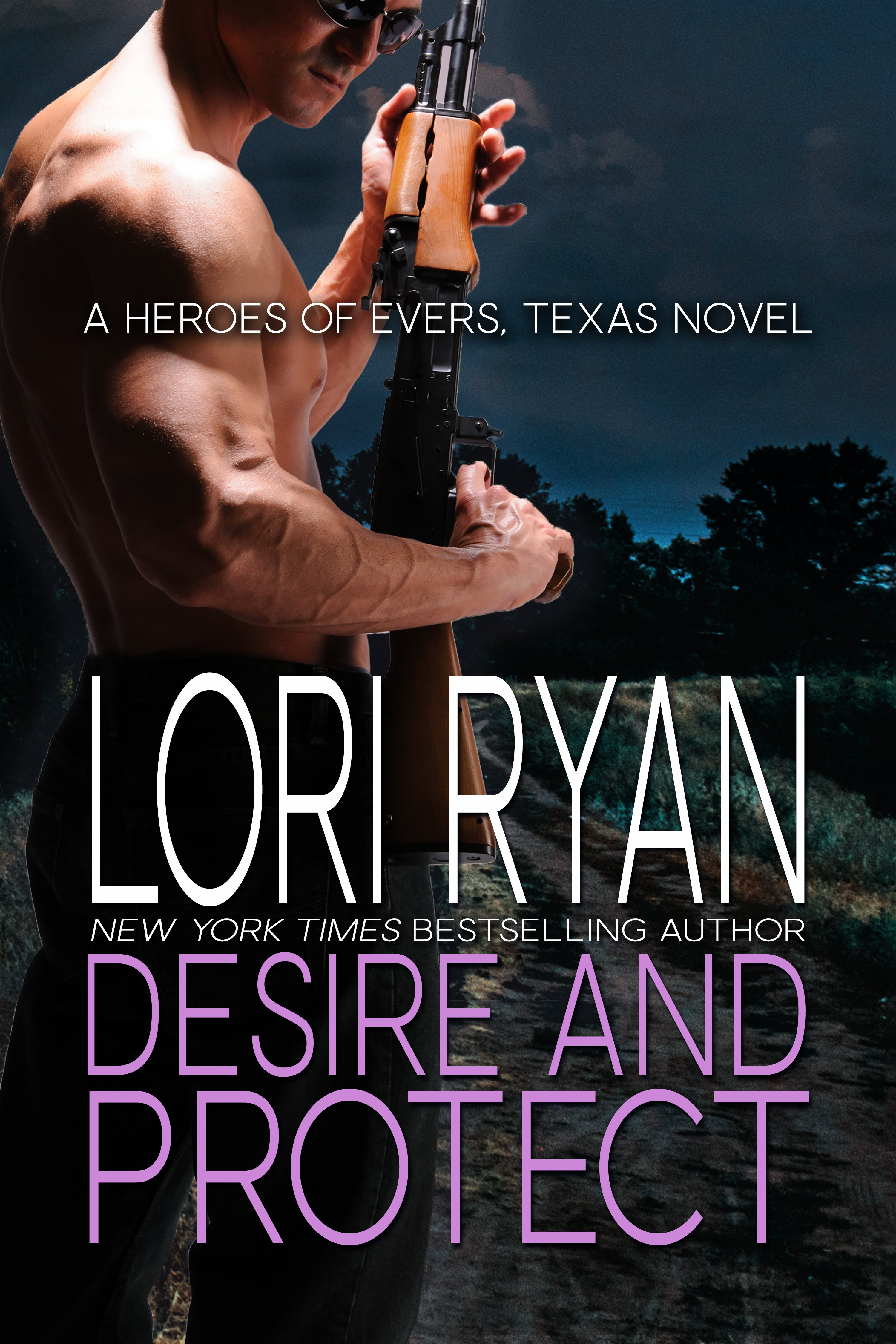 Desire and Protect book cover