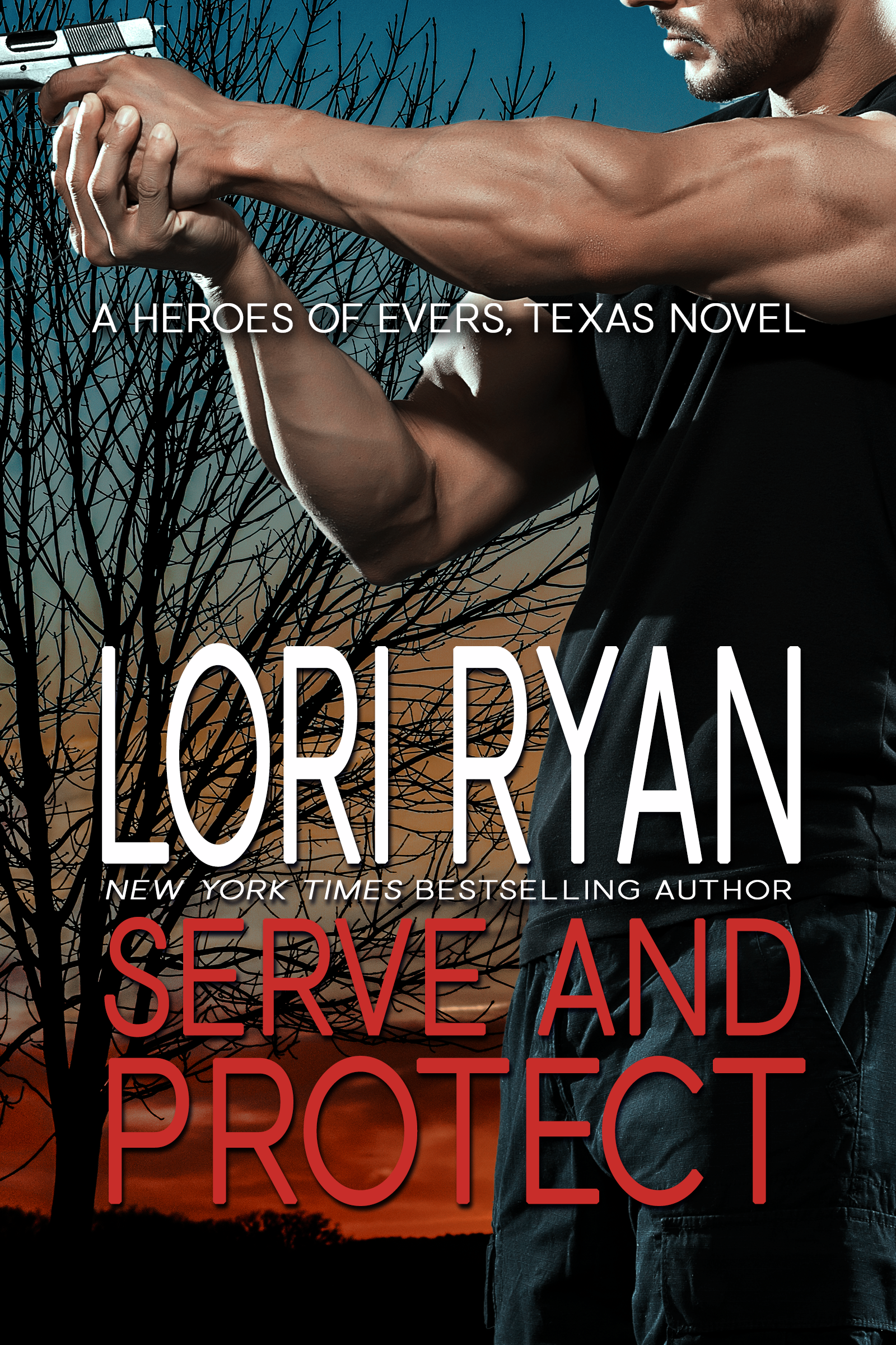 Serve and Protect: a small town romantic suspense