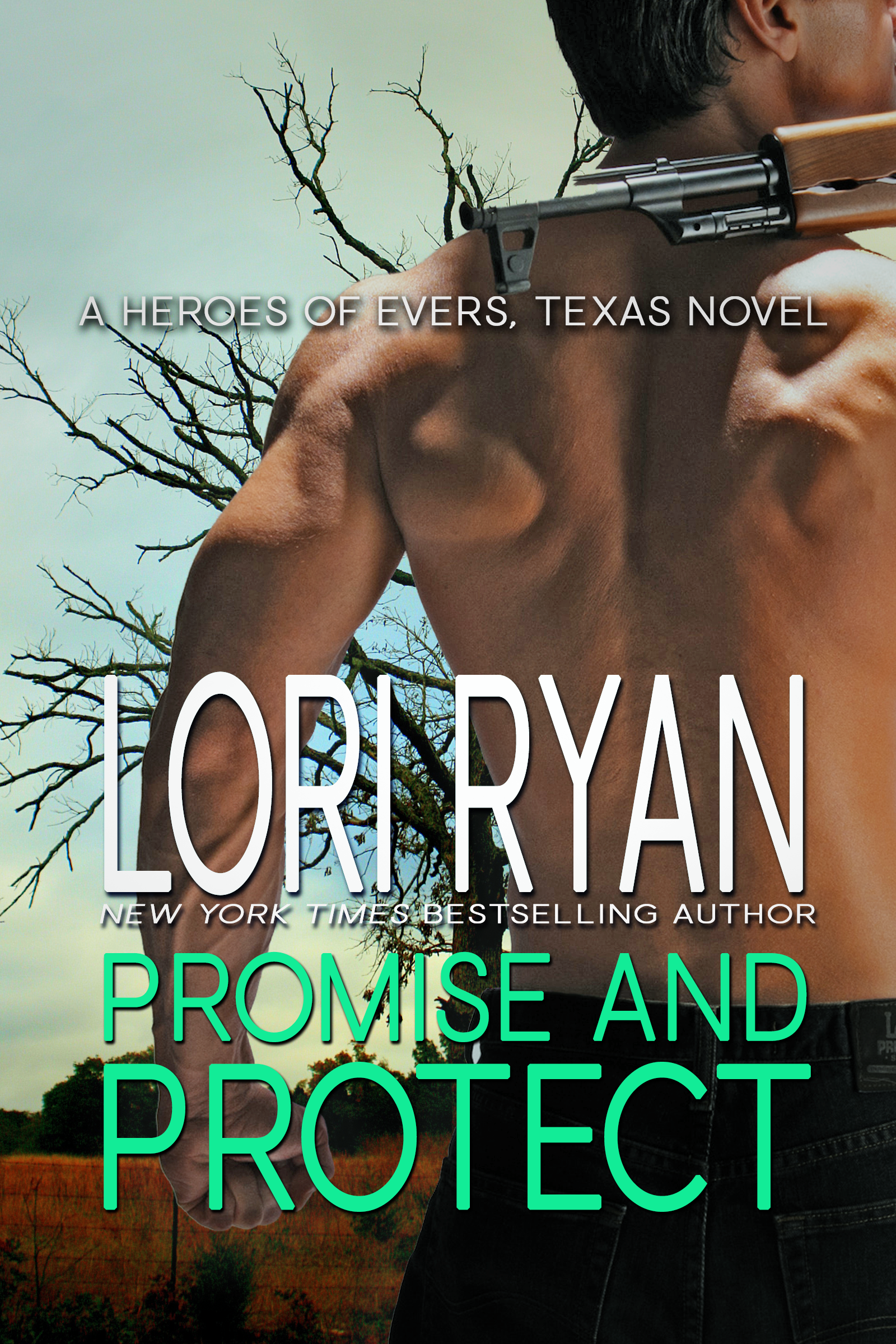 Promise and Protect: a small town romantic suspense