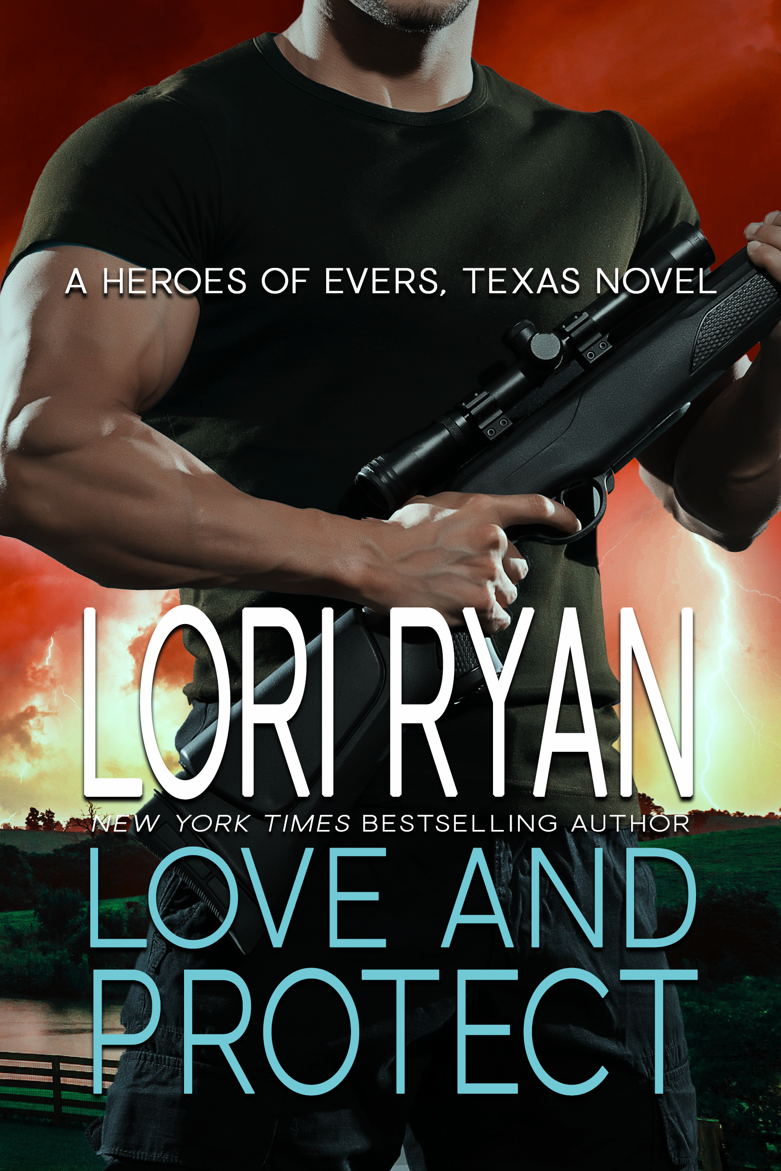 Love and Protect: a small town romantic suspense