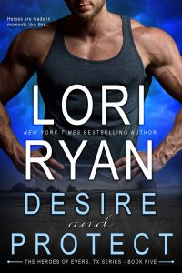 Book Cover: Desire and Protect