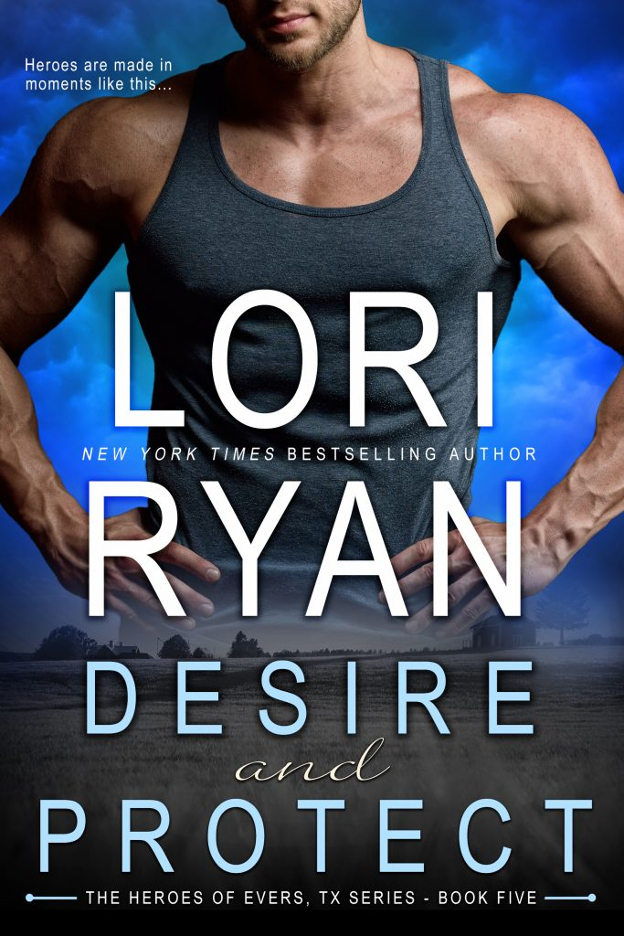 Desire and Protect by Lori Ryan
