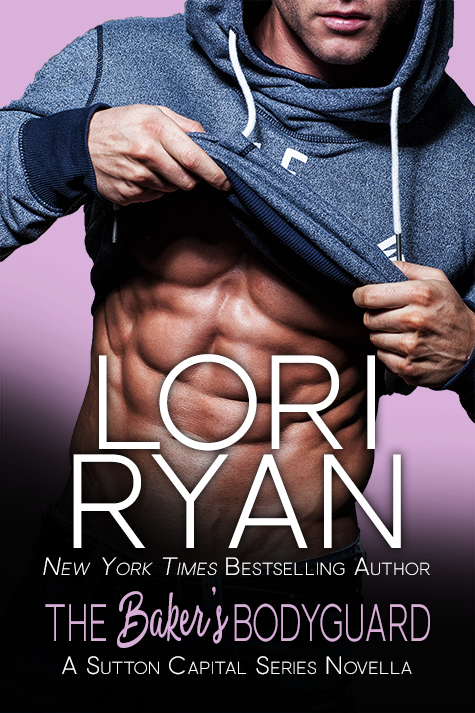The Baker's Bodyguard contemporary romantic suspense NY Times Bestselling Author