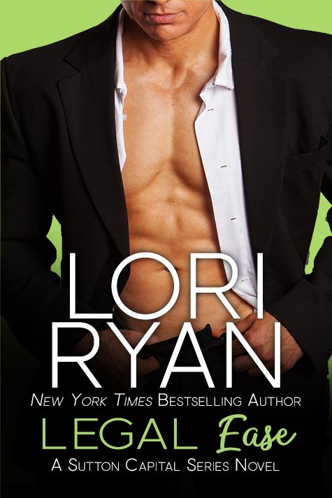 Legal Ease contemporary romantic suspense NY Times Bestselling Author