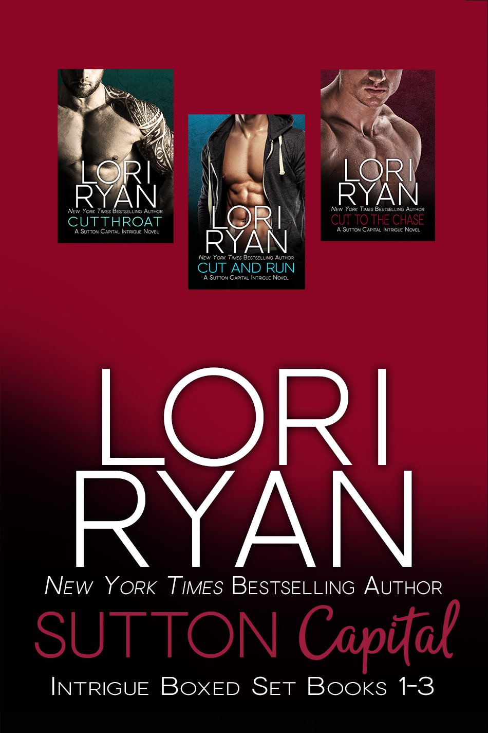 Intrigue Series romantic suspense by NY Times Bestselling Author Lori Ryan