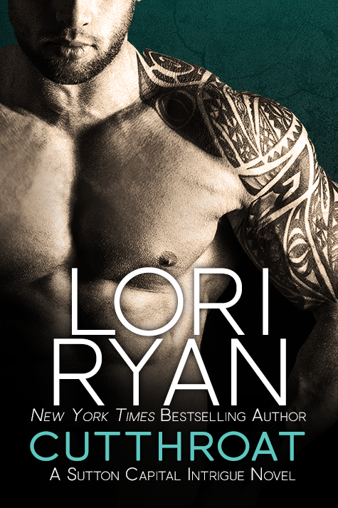 Cutthroat romantic suspense New York Times Bestselling Author Lori Ryan