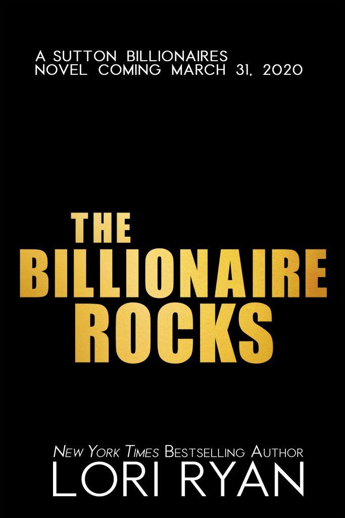 Book Cover: The Billionaire Rocks