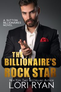 Book Cover: The Billionaire's Rock Star