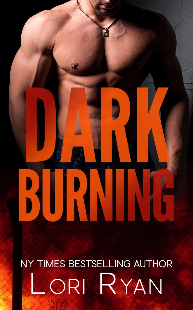 Book Cover: Dark Burning