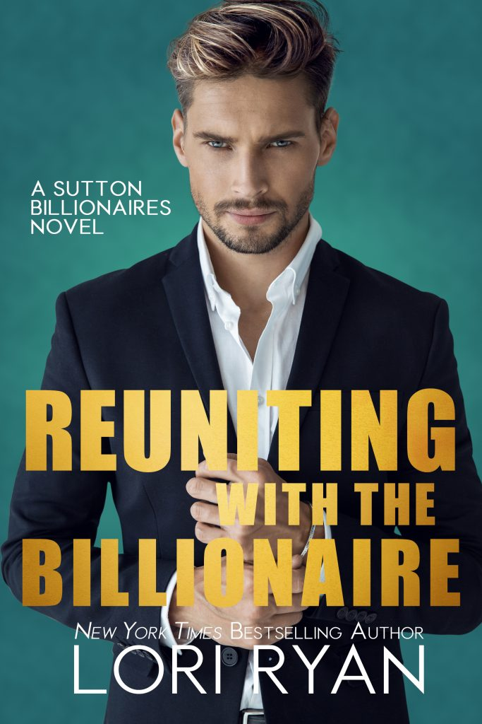 Book Cover: Reuniting with the Billionaire