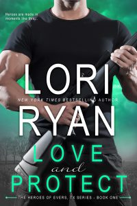 Book Cover: Love and Protect