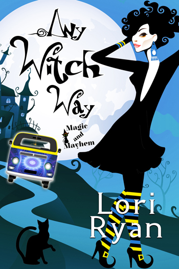 Book cover for Any Witch Way