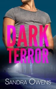 Book cover for Dark Terror