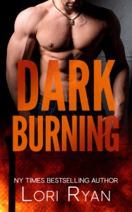 Book cover for Dark Burning