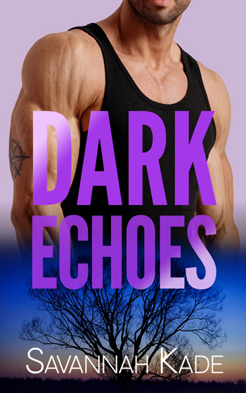 Book cover for Dark Echoes