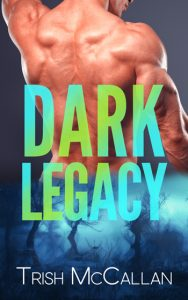 Book cover for Dark Legacy
