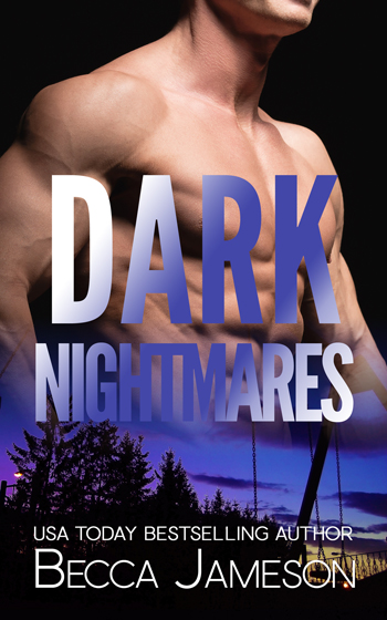 Book cover for Dark Nightmares