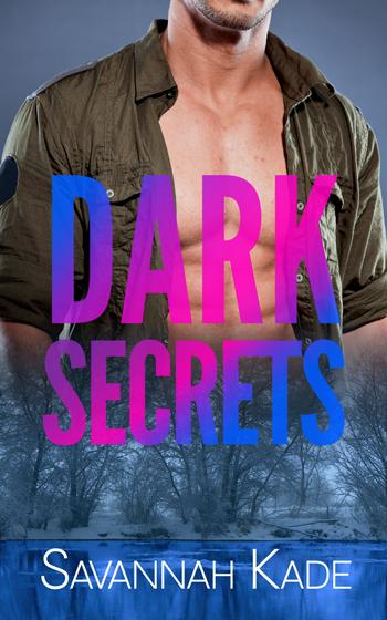 Book cover for Dark Secrets