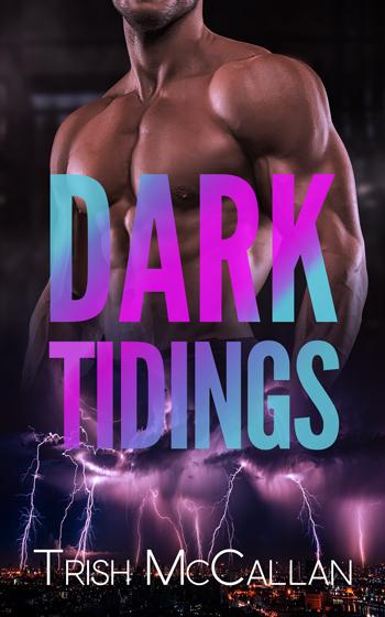Book cover for Dark Tidings