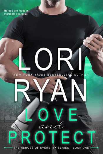 Book cover for Love and Protect
