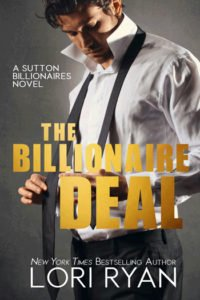 "Book cover for ""The Billionaire Deal"""